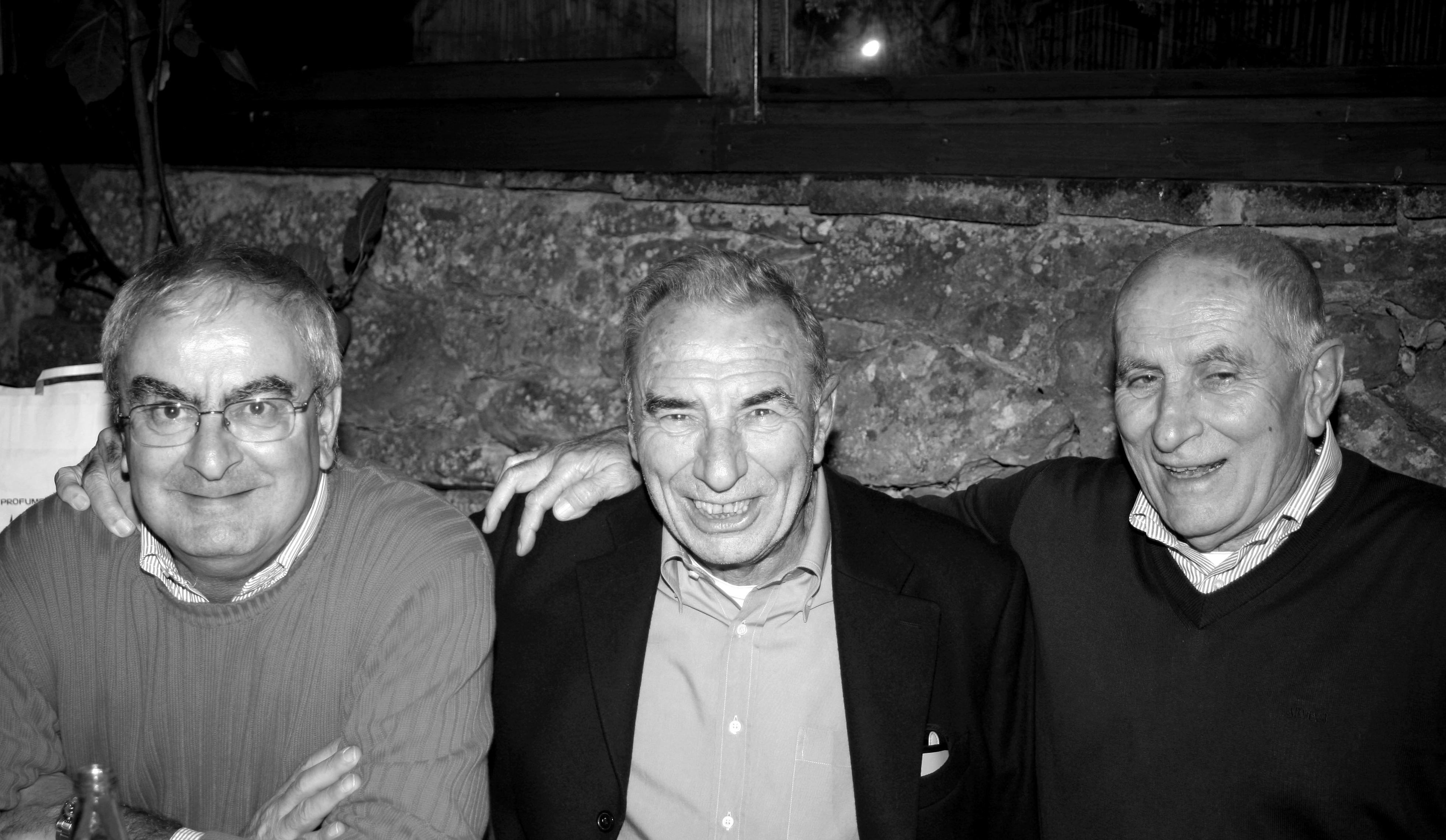 Gruppo LAPE, fondatori
