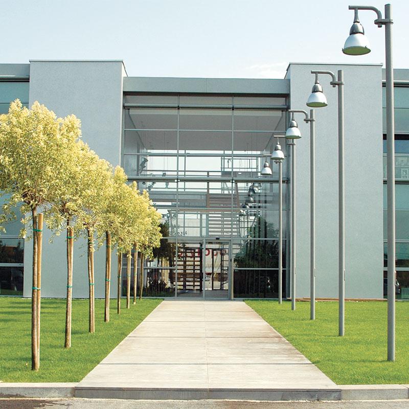 Gruppo LAPE sede centrale