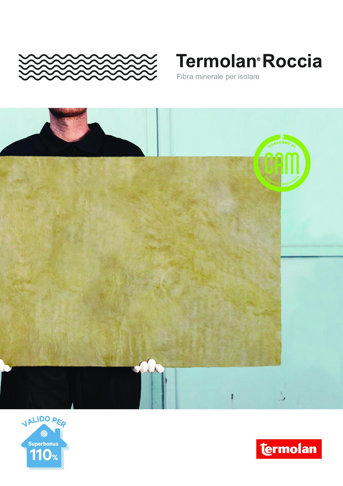 Termolan Roccia brochure
