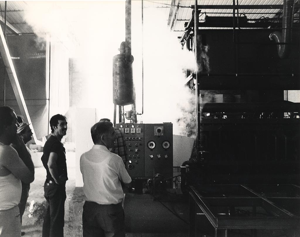 LAPE storia: produzione anni '70